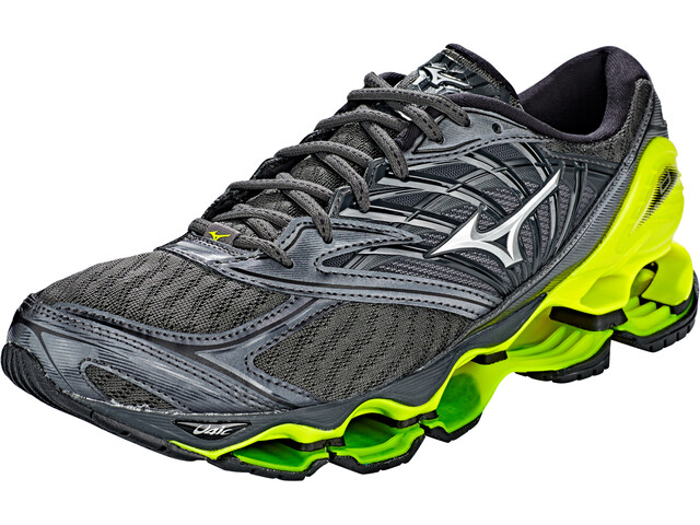 564572a16c Mizuno Wave Prophecy 8 Running Shoes Men grey at Addnature.co.uk